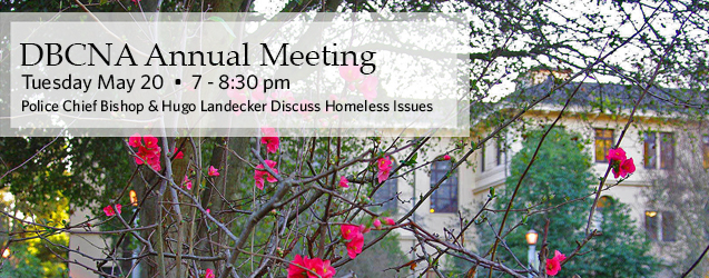 Annual meeting May 20 2014